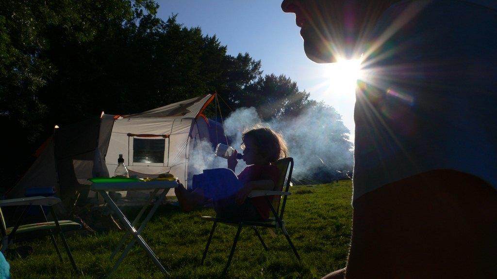 Sites des camping avec enfants en fin septembre